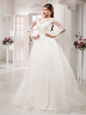 Пышные свадебные платья - купить, прокат | Свадебный салон Мария