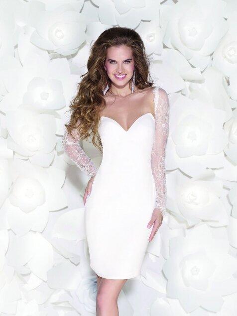 Свадебное платье с рукавами - купить, взять напрокат | Свадебный